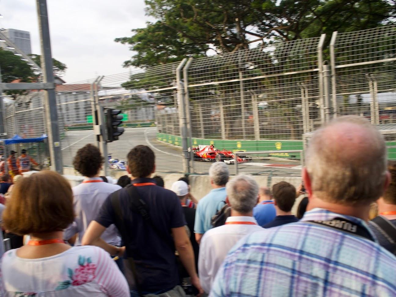Singapore GP 2017 Practice 1