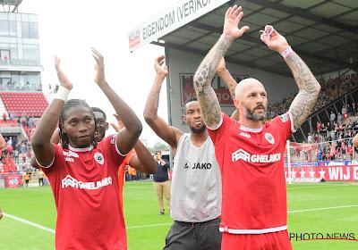 """Mbokani opnieuw enorm belangrijk voor Antwerp, maar ...: """"Dit is mijn laatste match"""""""
