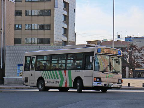 弘南バス「青森~五所川原線」 ・958
