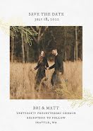 Bri & Matt's Wedding - Photo Card item