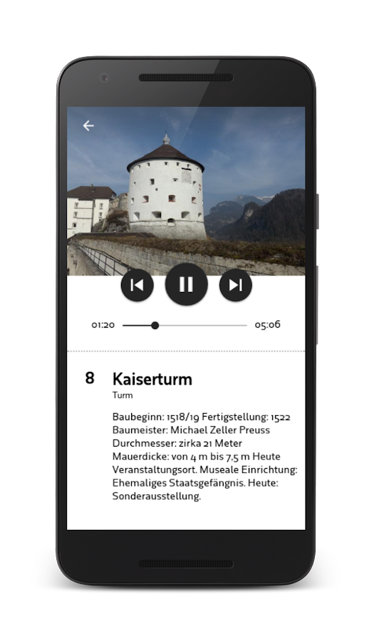 Festung Kufstein- screenshot