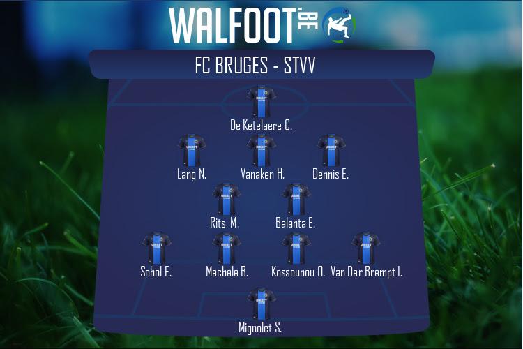 FC Bruges (FC Bruges - STVV)