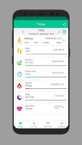 Blaupunkt coach V2.0.7 Screenshots 2