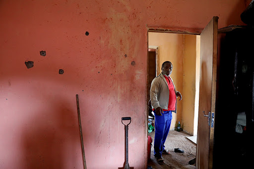 IN PICTURES   KZN family gunned down while watching TV