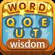 Wisdom Word - Quote Word Finder APK