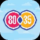 80/35 Music Festival icon
