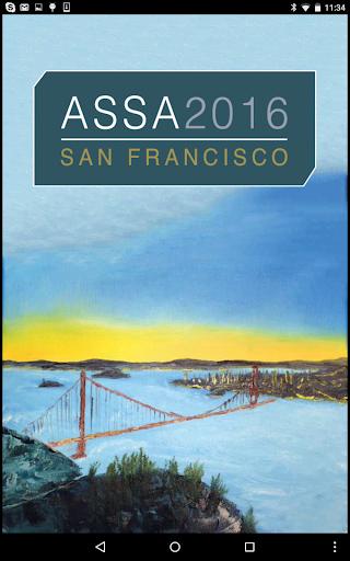 ASSA 2016 Annual Meeting
