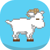Hopsy Goat – 2D Jumping Game