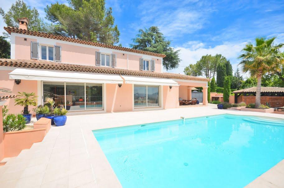 Vente villa 7 pièces 230 m² à Mougins (06250), 1 295 000 €