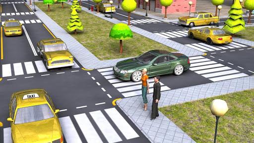Real Taxi parking 3d Simulator  screenshots 3