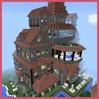 Mansion Findell地圖Minecraft icon