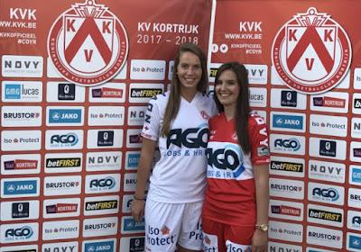 Het was plezierig op de ploegvoorstelling van KV Kortrijk