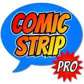 Comic Strip pro - Cartoon Comic Maker Icon