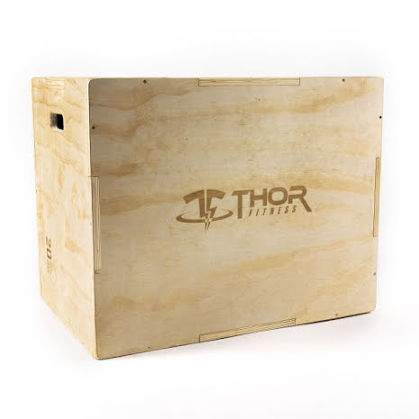 Thor Fitness Plyobox Trä