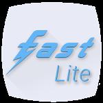 Fast Lite - Social App + Twitter Icon