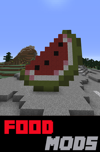 Food Mods For Minecraft
