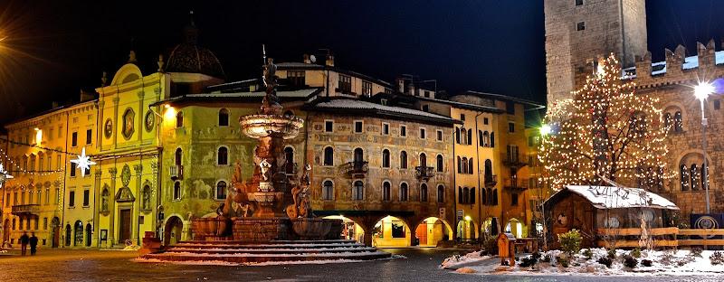 Trento piazza del Duomo di giuseppedangelo