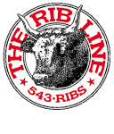 Logo for Rib Line By the Beach