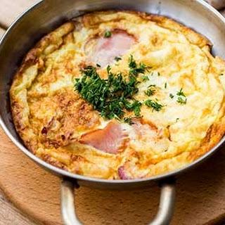 Breakfast Frittata.