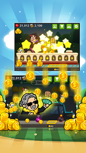 The Rich King - Amazing Clicker screenshots 8