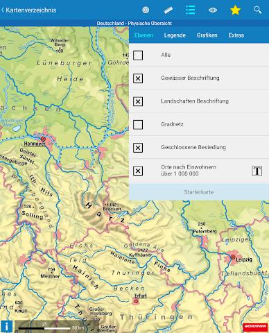 android Diercke Weltatlas digital Screenshot 3