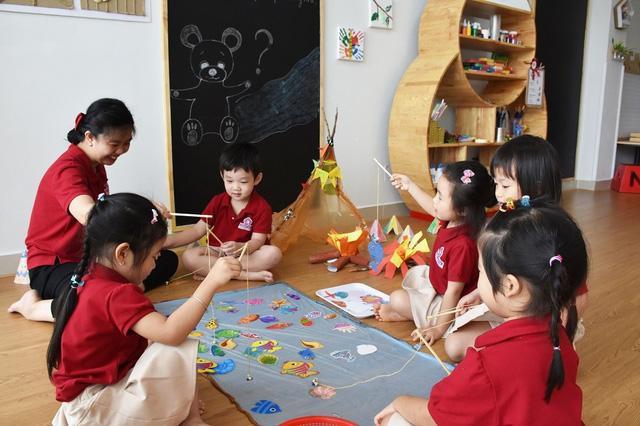 Phương pháp tạo động lực kích thích trẻ sáng tạo trong học tập - Ảnh 1.