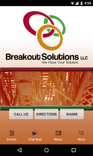 Breakout Solutions