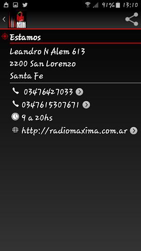 Radio Maxima 91.5 6.8 screenshots {n} 4