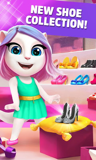 My Talking Angela 4.0.7.293 app 4