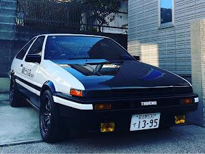 スプリンタートレノ AE86 AE86 GT-APEX 58年式のカスタム事例画像 lemoned_ae86さんの2020年01月03日13:01の投稿