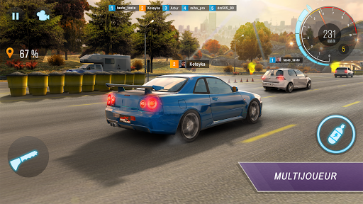Code Triche CarX Highway Racing APK Mod screenshots 1