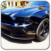 Modified Mustang