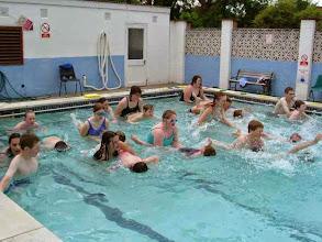Photo: Swimming at Barnett Wood