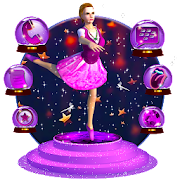 App 3D Dancing girl Theme APK for Windows Phone