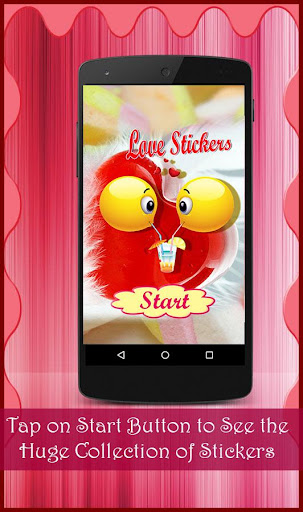 Love Stickers - Valentine Week