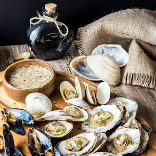 Oysters, Clams & Cockles | Game of Thrones Recipes Recipe