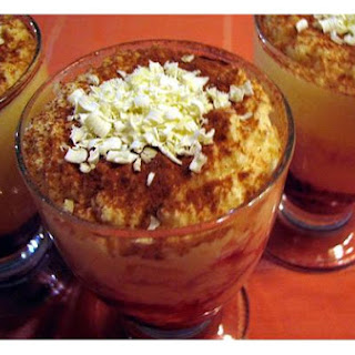 Amaretto Mousse