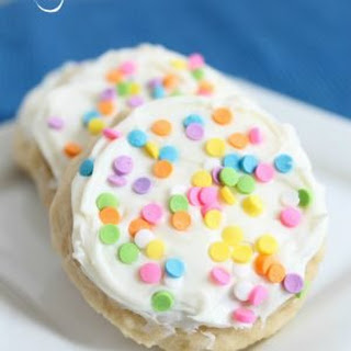Super Soft Sugar Cookie Recipe