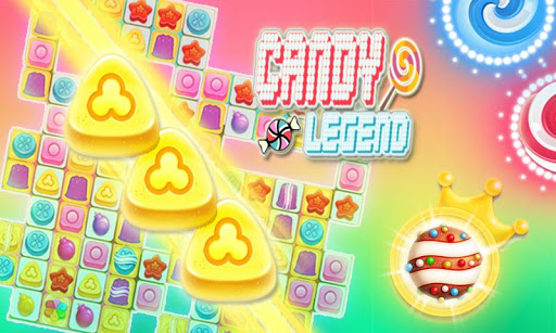 CANDY LEGEND PUZZLE  screenshots 1