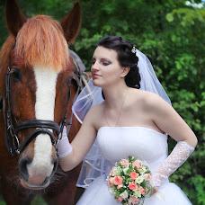 Wedding photographer Oksana Ryazanova (Ryazoks). Photo of 26.08.2014