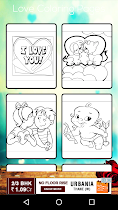 Love Coloring Book - screenshot thumbnail 15
