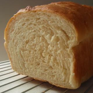 Buttered Buttermilk Bread