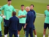"""Thibaut Courtois optimiste pour Eden Hazard: """"Mais il doit être plus égoïste"""""""