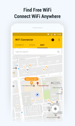WiFi Key Connector: Free Password and WiFi Map Apk 2