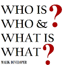 WHO IS WHO WHAT IS WHAT APK
