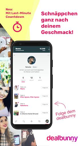 dealbunny.de Schnäppchen App  screenshots 4