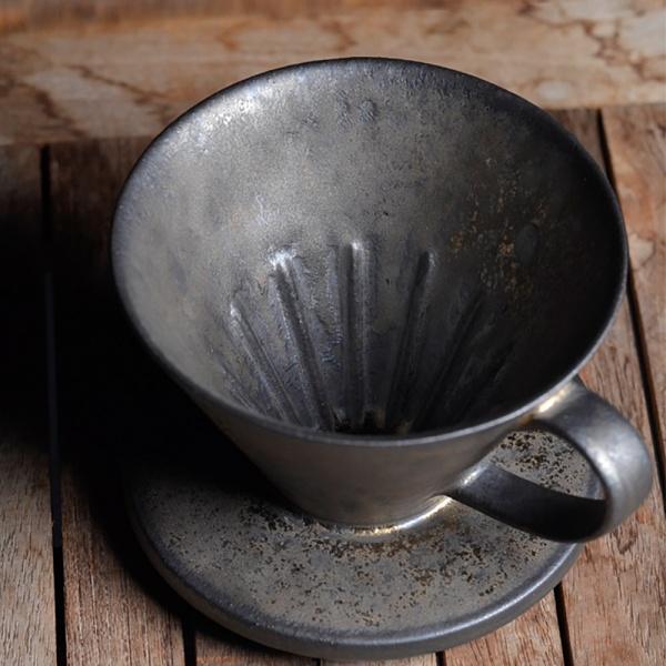 手沖咖啡-錐形濾杯