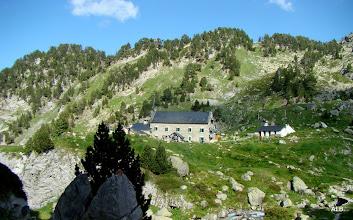 Photo: Refugio de La Reclusa.