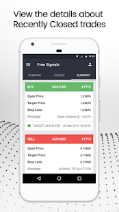 Forex Signals & Analysis- screenshot thumbnail