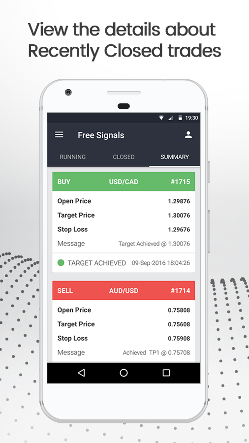 Forex Signals & Analysis- screenshot